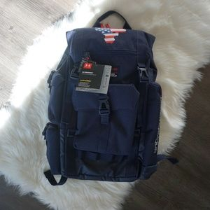 UNDER ARMOUR PROJECT ROCK REGIMENT BACKPACK USA